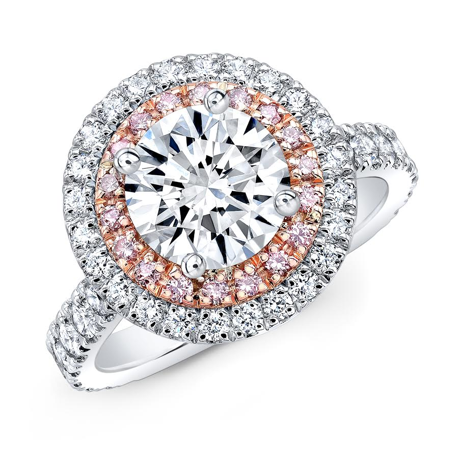 MC Trade Diamond Wedding Ring