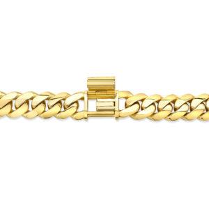25mm Miami Cuban Link Chain Clasp